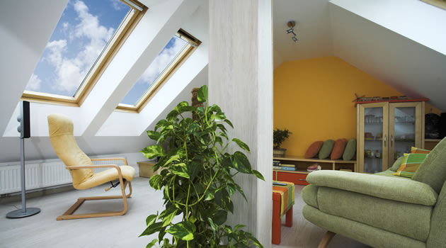 4 Reasons to Install Skylights in Your Home
