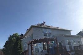 Roofing Contractor Working in Gainesville, VA